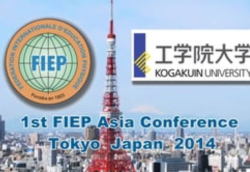1st FIEP Asia Conference Tokyo Japan 2015
