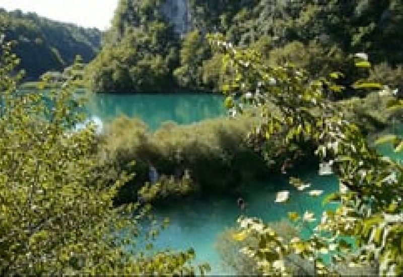 Plitvice Lakes National Park Croatia 2015